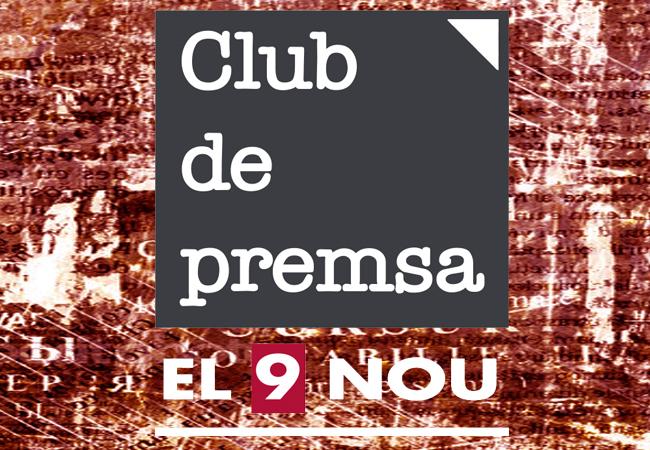 Club de Premsa d'El 9 Nou