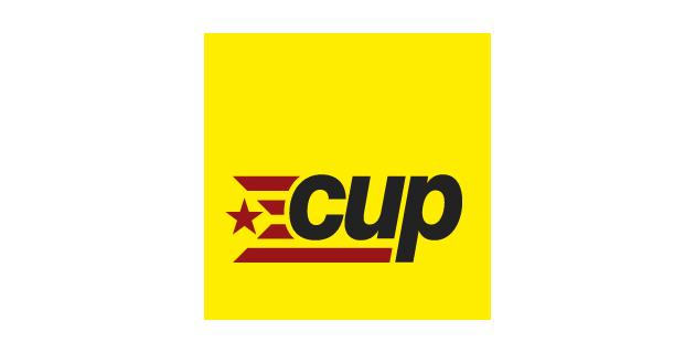 CUP | David Fernández:  ''Espadaler ha iniciado una caza de brujas'' Cup_logotip