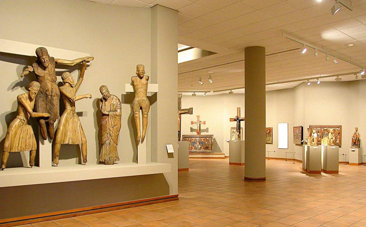 Museu Episcopal de Vic | Propietat del Museu, Flickr Lux Mundi